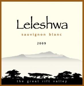 Leleshwa Wine
